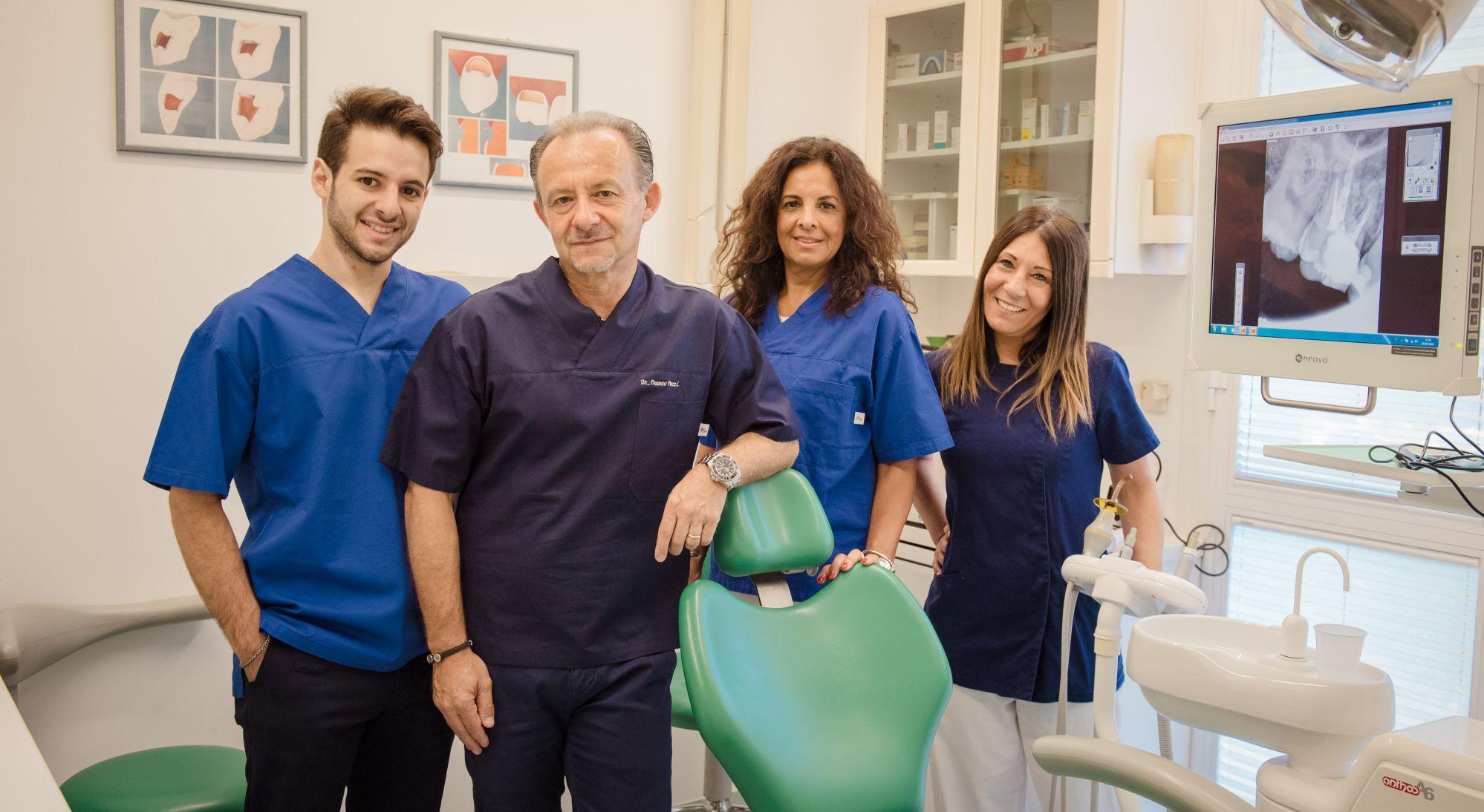 studio dentistico franco pozzi
